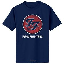 DISTRESSED FOO FIGHTERS SHIRT