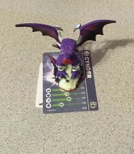 Cynder Skylander Giants PS3 3DS Wii WiiU PS4 PC Xbox - Swap Force & Trap Team