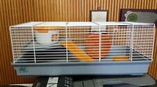 DUFFY HAMSTER CAGE#20330011 IN GREEN OR ORANGE