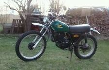 1975 Honda mr175 Elsinore (Green)