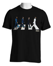 NEW Licensed Quality The Beatles Abbey Road Album T-Shirt S M L XL Free Postage