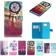 Lovely Flip Wallet Stand Fashion Case Cover For Samsung Galaxy NOTE 5 NOTE5 EDGE