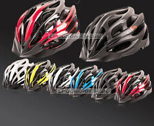 23 Holes Adjustable Bike Bicycle Cycling Safety Helmet Fit 55-60CM