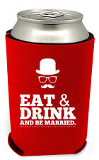 50 Personalized Custom Can Koozies Coolies Wedding Favors Quick Turnaround