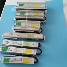 DC12V AC90-250V IP67 Constant voltage waterproof electronic led driver 10W-150W