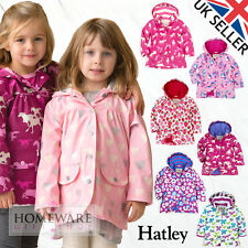 HATLEY RAINCOAT GIRLS COAT KIDS WATERPROOF JACKET NEW SIZES 2-12Y PVC FREE! NEW