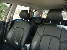Honda Fit (2011-2014) Clazzio Custom-Fit Synthetic Leather Seat Covers