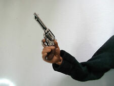 NEW 1/6 scale WILD WEST LIGHTNING REVOLVER (METAL) for dragon / action man etc