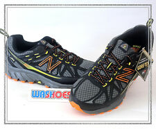 New Balance MT610GT4 4E Ultra Wide Black Orange Gore-Tex Outdoors Hiking 610