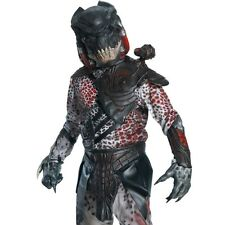 Adult Alien Hunter Predator Halloween Movie Character Outfit & Mask Costume