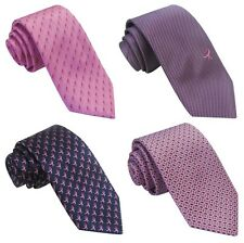 Susan G. Komen Pink Ribbon Men's Necktie for Breast Cancer Month - New w/Tags!
