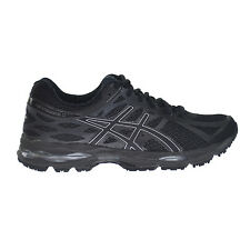Asics Gel-Cumulus 17 Mens' Running Shoes Black/Silver/Onyx t5d3n-9093