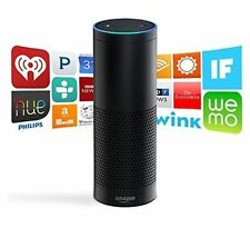 Amazon Echo Voice Recognition Technology.