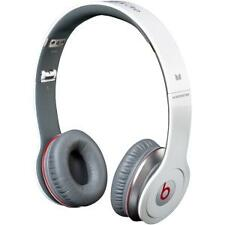 Beats by Dr. Dre Solo HD Headband Headphones - White /red and yellow