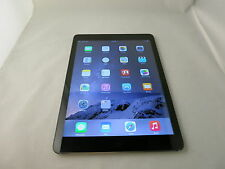 Apple iPad Air - 16GB - Wi-Fi - 9.7in - Space Grey - MD785LL/A - Grade B