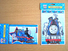 Thomas Tank Engine & Friends Birthday Party Decoration Party Banners / Loot Bags