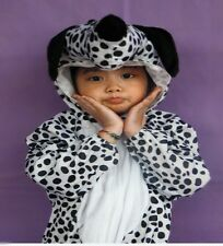 Children Kids Animal Story Book Costume funky Onesie Fancy Dress Dalmatian Dog