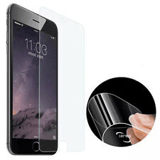 Premium Explosion Proof TPU Soft Front & Black Screen Protector For Apple iPhone