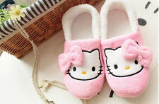 New HelloKitty Women thin light home slippers home Plush shoes lyo-9101