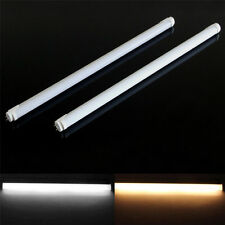 2PC LED Tube Fluorescent Replacement Light Bulb T8 60CM 2FT 10W 240V White Light