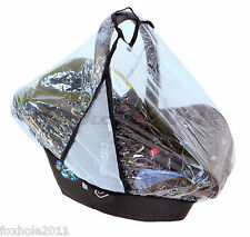 Universal Rain and Wind Cover for Baby Car Seat