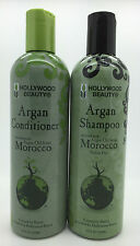 Morocco Argan Oil Shampoo & Conditioner by Hollywood Beauty Best Seller+FreeP&P