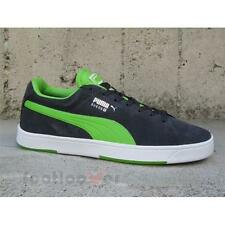 Shoes Puma Suede S 356414 10 man sneakers casual moda Dark Grey Green fashion