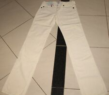 NEW SASS AND BIDE KING VERNONS CORD JEANS CREAM SIZE 24 TO FIT SIZE 6 RRP $200