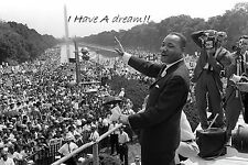"""Martin Luther King Jr  Fabric poster 36"""" x 24"""" Decor 04"""