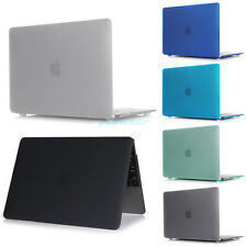 Rubberized Matte Hard Case Shell Cover for Apple MacBook Air/Pro/Retina 13 13.3""