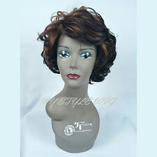 JUNEE FASHION Synthetic Manhattan Style Wig - STACY