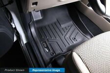 Black All Weather Floor Liners Front Row 2 Piece MAXLINER Mats