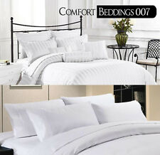 Best 1200TC White Color All USA Size Bedding Set Collection 100%Egyptian Cotton