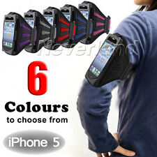 Armband Running Sport Gym Jogging Case Pouch For Apple iphone 5/5S/5G/SE