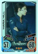 TOPPS - Marvel HERO ATTAX 2 AVENGERS - MOVIE - TOP CONDITION # 209 - 224 select