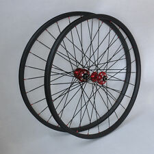 26er MTB Clincher Carbon Fiber Wheelset Mountain Carbon Bicycle Wheels