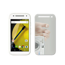 Mirror LCD Screen Protector Guard Film For Motorola Moto E2 (2nd Gen 4G LTE)