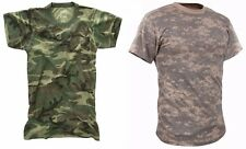 Kids Vintage Camo Short Sleeve T-Shirt Rothco 7603 7605