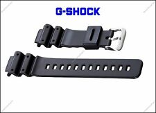 Top Quality Casio G-Shock Series Type PU Rubber Watch Strap 16mm-25mm Springbars