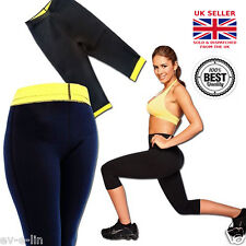LADIES JOGGERS ANTI CELLULITE WEIGHT LOSS JOG TRAINING TROUSERS JOGING PANTS