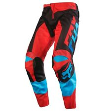 Fox Racing NEW 2016 LE Mx Gear 180 Mako FHE Dirt Bike Blue Red Motocross Pants