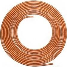 "100' Roll Copper Nickel Brake Line 3/16"" chevy, ford, dodge, hot rod, street rod"