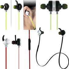 Wireless Bluetooth 4.1 Headset SPORT Stereo Headphone for iPhone Samsung PC A8TT