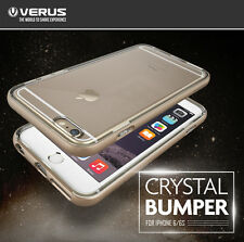Verus Crystal Bumper Slim Hard Clear View Cover For Apple iPhone 6 6s plus Case