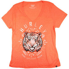 Hurley - Hurley Women's Tee Shirt - Right Meow Perfect