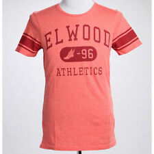 **NEW**ELWOOD** red tshirt - sz S, M, L, XL mens RRP$59.95