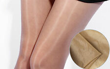 30D Women Lady Sleek Shiny Glossy Sheer Sexy Stockings Pantyhose Tights Opaque