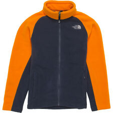 The North Face Boys Khumbu 2 Fleece Jacket-NWT Cosmic Blue