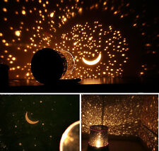 Colorful Romantic LED Cosmos Star Master Sky Starry Night Projector Amazing Lamp