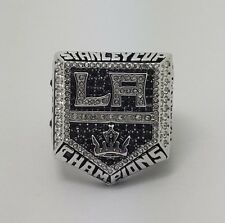 Los Angeles Kings 2014 Stanley Cup Championship ring Hockey 'WILLIAMS' Size 8-14